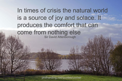 Quotes On The Natural Environment Quotes Corner